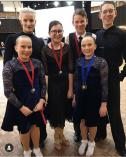 Free Dancesport for Kids Class x 2 Sessions Wollongong Salsa Dancing Classes & Lessons _small
