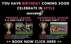 Kids Party Special Offer Dandenong South Sports Parties _small