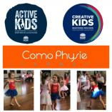 New Members are always welcome and your first lesson is FREE Como Physical Culture (Physie) Clubs 2 _small