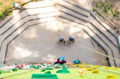Rock Climb, Abseil and Zipline Experience Piccadilly Adventure 4 _small