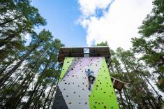 Rock Climb and Ropes Experience Blewitt Springs Adventure _small