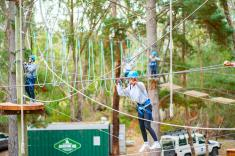 Rock Climb and Ropes Experience Blewitt Springs Adventure 4 _small