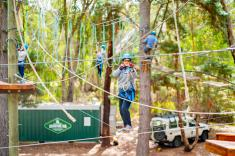 Rock Climb and Ropes Experience Blewitt Springs Adventure 2 _small