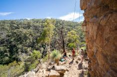 Rock Climb and Abseil at Morialta Conservation Park Adelaide City Centre Adventure 3 _small