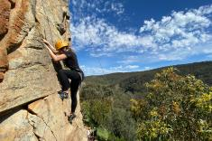 Rock Climb and Abseil at Onkaparinga National Park Adelaide City Centre Adventure 3 _small