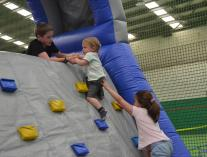 Private Function of Space Jump Inflatables ($380) Springvale South Play School Holiday Activities 4 _small