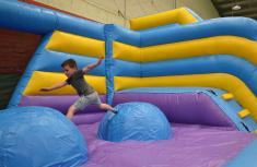 Private Function of Space Jump Inflatables ($380) Springvale South Play School Holiday Activities 3 _small
