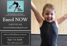 FREE TRIAL CLASS Colebee Ballet Dancing Classes & Lessons _small