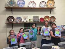 Kids Art Classes @Tennyson Studio Gladesville Arts & Crafts School Holiday Activities _small