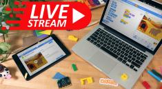 Creative Kids LIVE - Gaming with Scratch - Level 1 (June 28-July 2 2021) Kellyville Educational School Holiday Activities _small