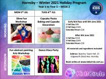 Kids Circle Hornsby - School Holiday Program on sale now! Early Bird discounts until Sunday 6th June! Hornsby Educational School Holiday Activities 4 _small