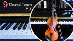One hour lessons for the price of 45 min to all new students! Altona Violin Classes & Lessons _small