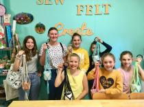 Macrame for Kids Gumdale Sewing Classes & Lessons 2 _small