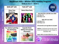 Kids Circle Baulkham Hills - School Holiday Program on sale now!!! Early Bird discounted rates are on until Sunday 6th June! ⏳+ extra discounts! Baulkham Hills Educational School Holiday Activities 4 _small