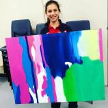 Kids After School Wednesday Painting-ONLINE Mornington Art Classes & Lessons 3 _small
