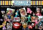 Glitter Monkeys Face Painting Geelong