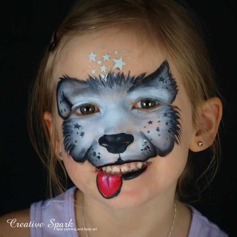 Creative Spark Face Painting Mackay