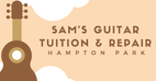 Samuel Davey - Guitar Tuition and Repair