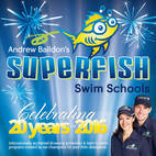 Andrew Baildons Superfish Swim School