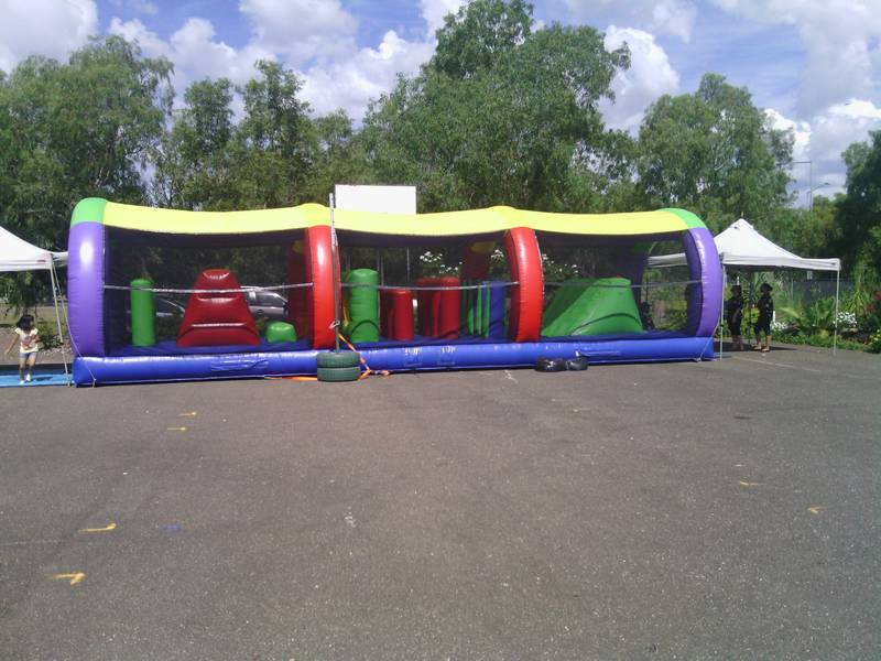 mighty physical Obstacle courses