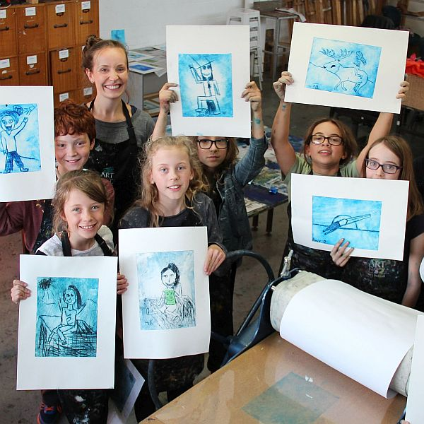 Printmaking classes
