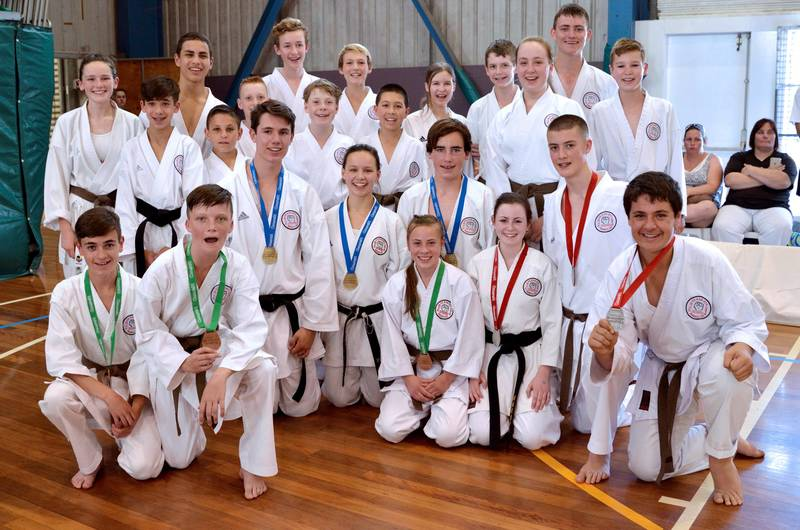 GKR Karate - Martial Arts based Self Defence in Josephson Street, Swansea, New South Wales