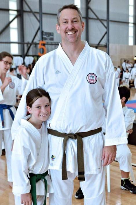 GKR Karate - Martial Arts based Self Defence in Falcon, Western Australia