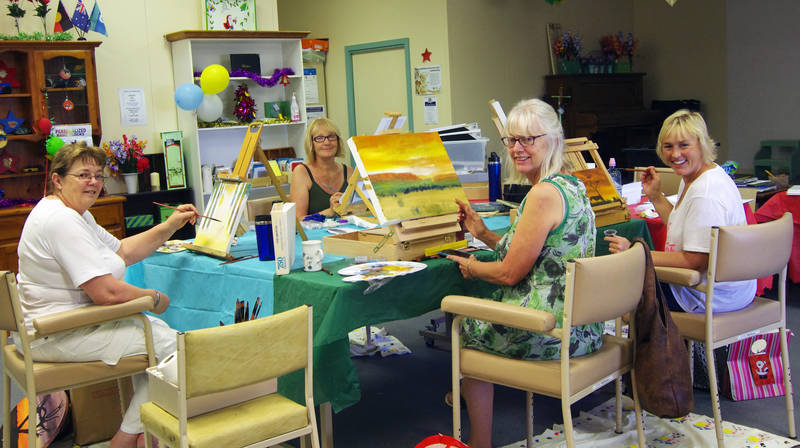 Adult classes at Neighbourhood House Swan Hill and Mystic Park