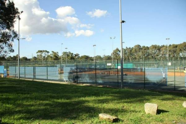 Junior School Holiday Tennis Camp