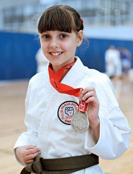 Free Trial Class! Cloverdale Karate Clubs _small