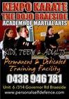 The Dojo Braeside Kenpo Karate