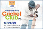 Alexandra Hills Cricket Club