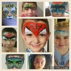 Pixied and Pirates Face Painting