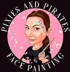 Pixies and Pirates Face Painting