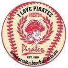 Preston Pirates Baseball Club