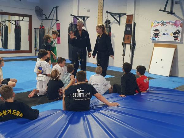 Free Uniform for kids on Term enrolment Brookvale Taekwondo Classes & Lessons 2