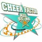 Cheer Factor All Stars Cheerleading