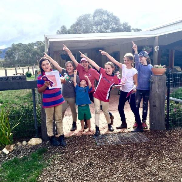 Champions Challenge; horse riding, sleep out and aboriginal culture day Braidwood Horse Riding Classes & Lessons 1