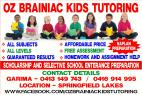 Oz Brainiac Kids Tutoring