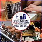 NEW STUDENT INCENTIVE Rockingham Guitar Classes & Lessons