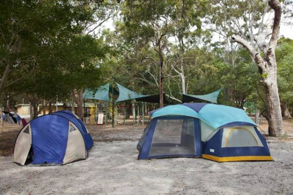 South Stradbroke Island Campgrounds