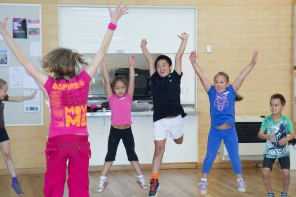 ZUMBA KIDS WITH KATYA