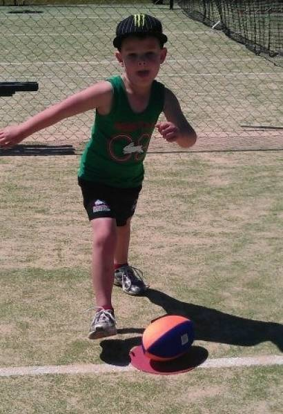 Kanga Kidz Multi Sports Program