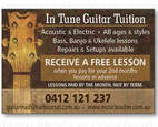 In Tune Guitar Tuition