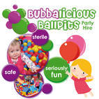 Bubbalicious Ballpits Party Hire