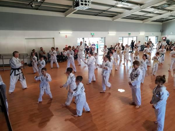 Free Uniform on Joining Woodford Taekwondo Classes & Lessons 2