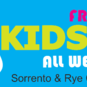 Free Kids Club, every Friday at Ellen Grant Hall, Sorrento, 3:30 pm to 5 pm