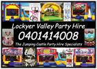 Lockyer Valley Jumping Castle Party Hire