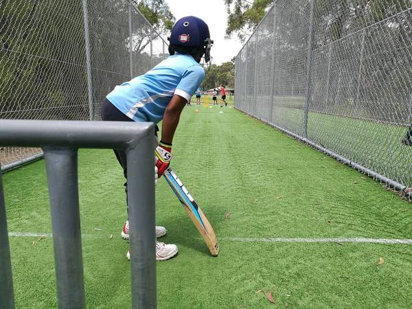 Confidence Boost Holiday Programs in the Hills Castle Hill Cricket Classes & Lessons 3