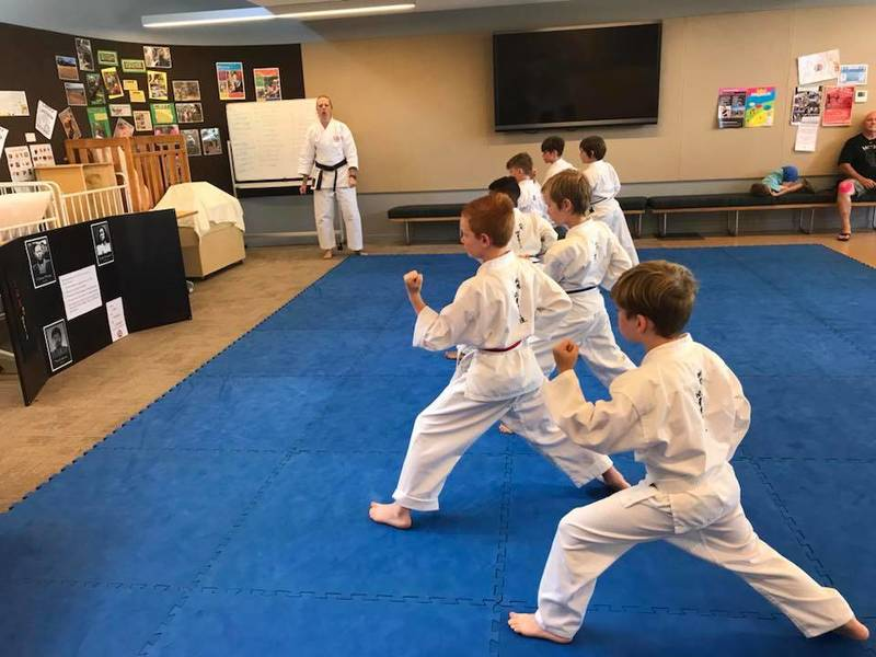 Tino Ceberano Martial Arts Academy at Ocean Grove - kids lessons